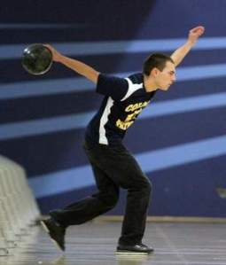 Joe Adase of Colonia during the GMC Individual Finals. Photo by: Mark R. Sullivan