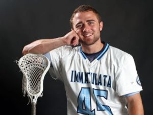 Immaculata's Chandler Vanderbeek, the 2014 Courier News Boys Lacrosse Player of the Year. Photo by: Kathy Johnson